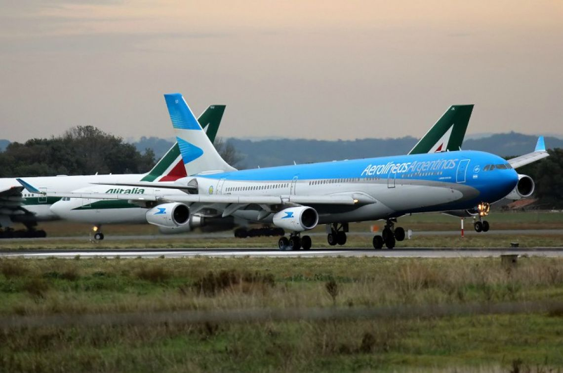 9dc9a5e662631 Top 10 Punto Medio Noticias   Alitalia Argentina Direccion