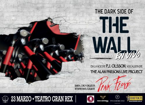 The Dark Side of the Wall, nuevamente en Buenos Aires